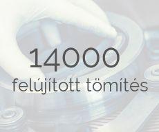 14000 felújított tömítés